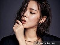 Park Si Yeon для MZUU 2016 CF