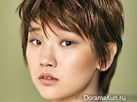 Park So Dam для Cosmopolitan January 2016