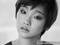 Park So Dam для Harper's Bazaar January 2016 Extra