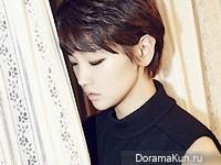 Park So Dam для Marie Claire March 2016