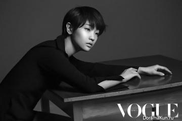 Park So Dam для Vogue March 2016