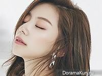 Park Soo Jin для Oryany Korea 2016 CF