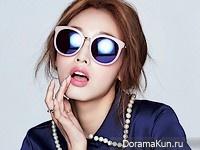Rainbow (Jaekyung) для Nylon May 2016 Extra