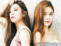 Red Velvet (Irene, Seulgi, Yeri) для The Celebrity March 2016