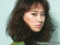 Ryu Hye Young для Harper's Bazaar January 2016
