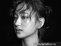 Ryu Hye Young для Vogue March 2016