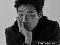 Ryu Jun Yeol для First Look 2015