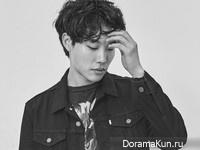 Ryu Jun Yeol для Glory Day