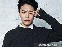 Ryu Jun Yeol для Marie Claire February 2016