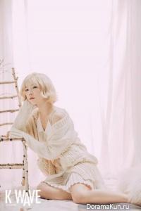 SNSD (Taeyeon) для K Wave March 2016 Extra