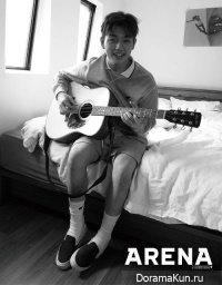 Sam Kim для Arena Homme Plus May 2016