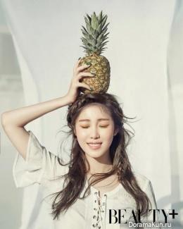 Secret (Hyosung) для Beauty Plus June 2016