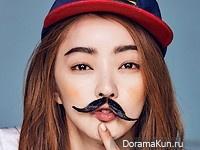 Seo Hyo Rim для CeCi February 2016 Extra