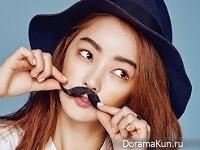 Seo Hyo Rim для CeCi February 2016
