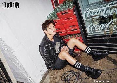 Seo In Guk для The Celebrity January 2016