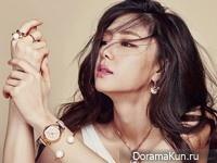 Seo Ji Hye для Star1 April 2016