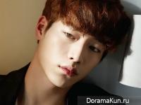 Seo Kang Joon для GEEK February 2016