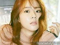 Seungyeon для Grazia August 2016