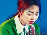 Yoon Jung Bin, Shin Min Ah для W Korea July 2016