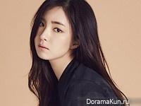 Shin Se Kyung для Cosmopolitan March 2016