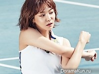 Shin So Yul для Cosmopolitan May 2016