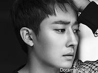 Son Ho Joon для SURE April 2016