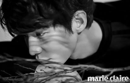 Song Jae Rim для Marie Claire March 2016