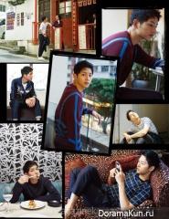 Song Joong Ki для Harper's Bazaar May 2016