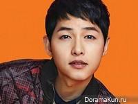 Song Joong Ki для Kolon Sport 2016 CF