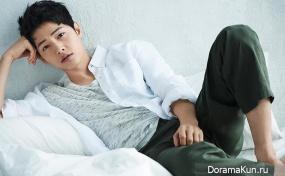 Song Joong Ki для Topten 2016 CF