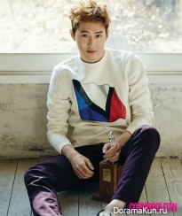 Yesung, Taemin, Key, Suho для Cosmopolitan February 2016 Extra