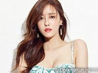 T-Ara (Hyomin) для Cosmopolitan July 2016