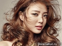 Uhm Hyun Kyung для SURE February 2016