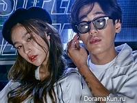 Vivian для Cosmopolitan September 2016