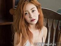 Wang Ji Won для Esquire May 2016