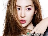 Wonder Girls (Sunmi, Hyerim) для Elle March 2016