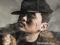 Yang Dong Geun (YDG) для K WAVE December 2015