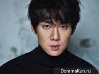 Yoo Yeon Seok для Cosmopolitan January 2016