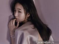 Yoon Jin Seo для SURE February 2016 Extra