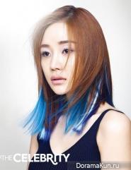 Yoon Jin Yi для The Celebrity May 2016