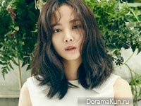 Yoon Seung Ah для Beauty+ February 2016