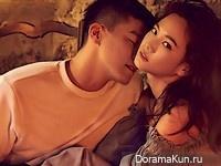 Yoon Seung Ah, Kim Moo Yeol для Cosmopolitan May 2016