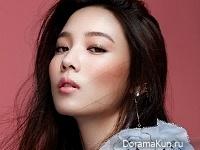 Yoon So Hee для Cosmopolitan June 2016