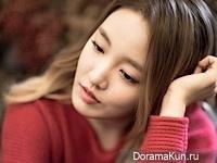 Younha для K Wave March 2016
