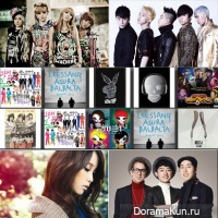 Melon Music представил рейтинг альбомов 2011 года