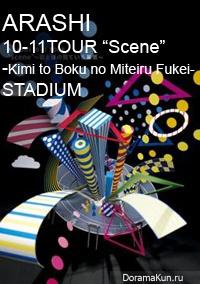 ARASHI 10-11 TOUR Scene