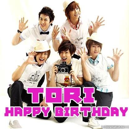 Happy Birthday, Tori!!
