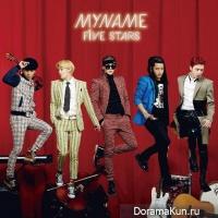 MYNAME – FIVE STARS
