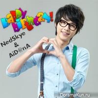 Happy Birthday, NedSkye and AiD@nA!!