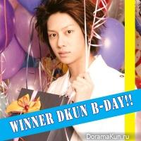 Winner DKUN B-day!!